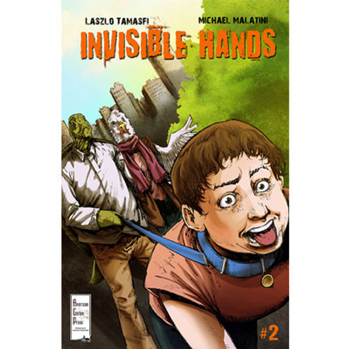 Invisible Hands #2