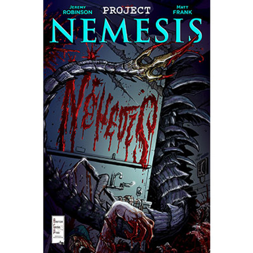 Project Nemesis #2 Cover A Matt Frank