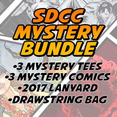 SDCC 2017 Mystery Bundle