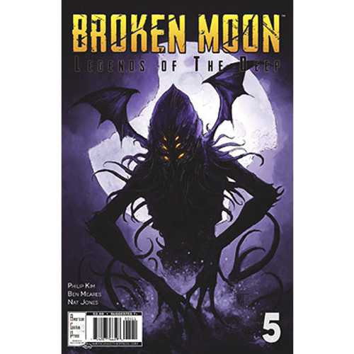 Broken Moon™: Legends of the Deep #5