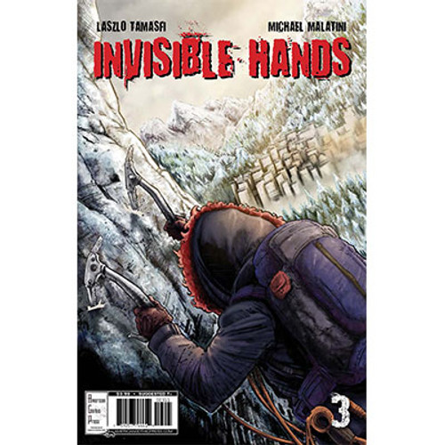 Invisible Hands #3
