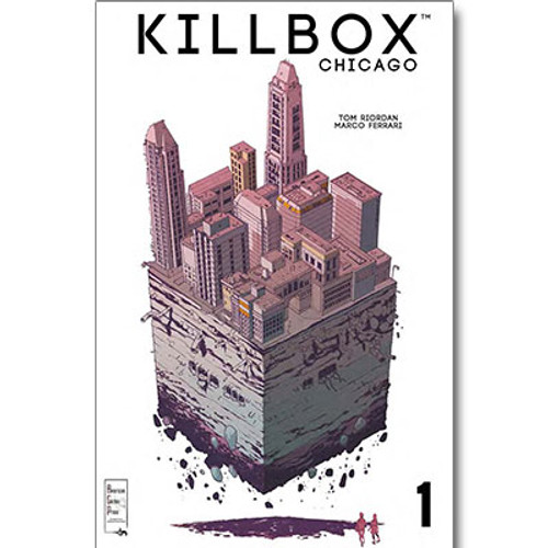 Killbox™: Chicago #1 Cover A Marco Ferrari