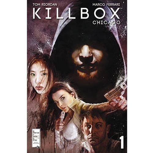 Killbox™: Chicago #1 Cover B Rob Prior