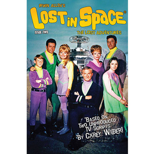 Irwin Allen's Lost In Space: The Lost Adventures #2 Cover B Photo Variant