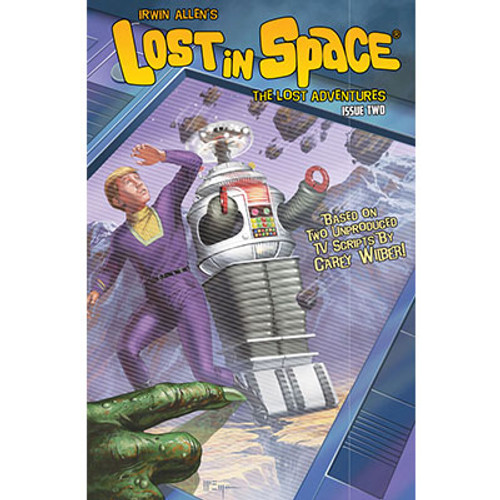 Irwin Allen's Lost In Space: The Lost Adventures #2 Cover A Patrick McEvoy