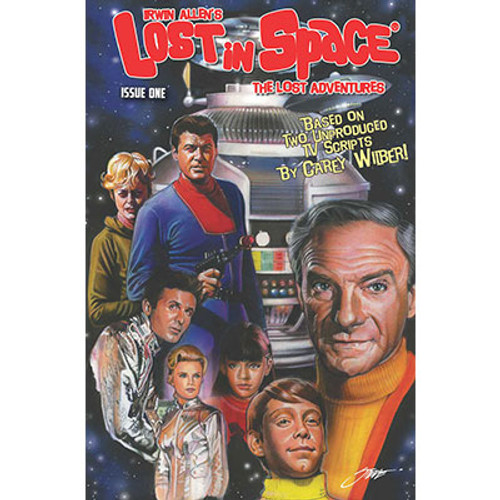 Irwin Allen's Lost In Space: The Lost Adventures #1 Cover A Steve Stanley
