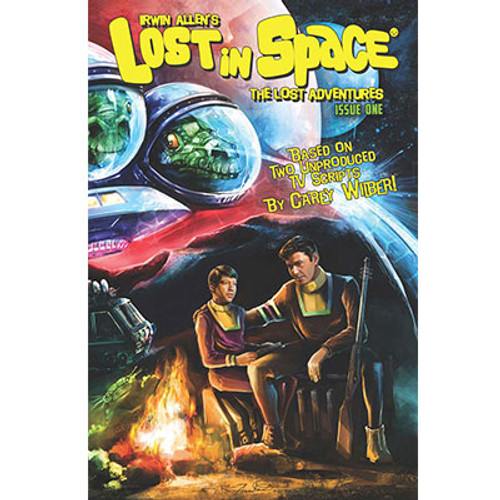 Irwin Allen's Lost In Space: The Lost Adventures #1 Cover C RC Aradio