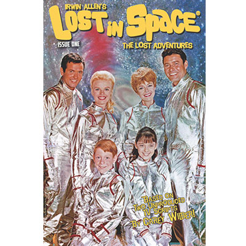 Irwin Allen's Lost In Space: The Lost Adventures #1 Cover B Photo Variant