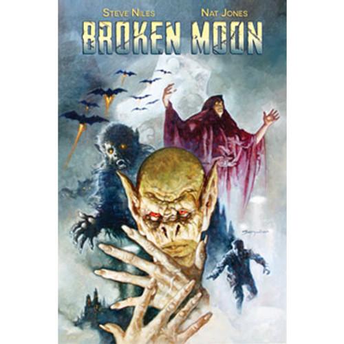 Broken Moon #1 Cover B Sanjulian