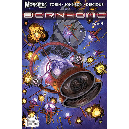 Bornhome #2 Cover A Jeff Johnson