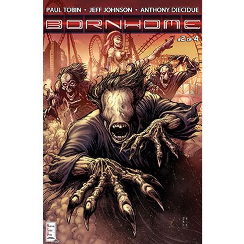 Bornhome #2 Cover B Darick Robertson