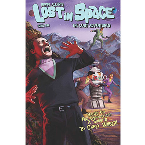 Irwin Allen's Lost In Space: The Lost Adventures #1 Cover D Patrick McEvoy Cover