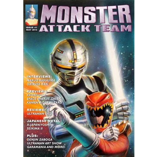 Monster Attack Team #10
