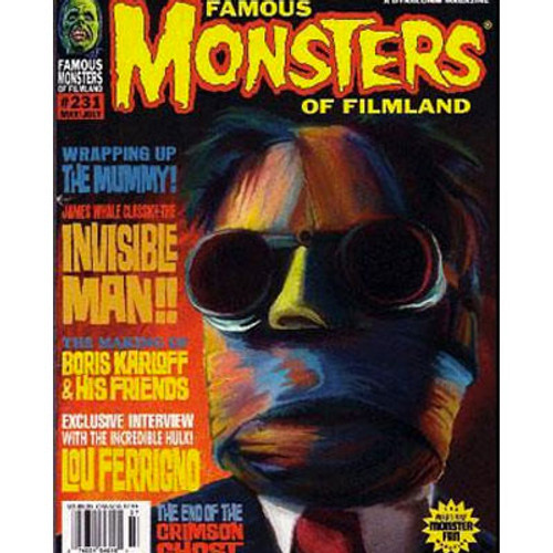 Famous Monsters of Filmland #231