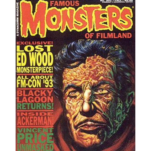 Famous Monsters of Filmland #201