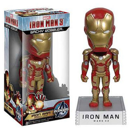 Iron Man 3 Movie 7-inch Bobble Head