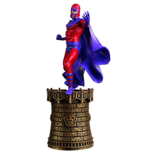 Marvel Chess Collection: Magneto‰Ûªs (Black King)