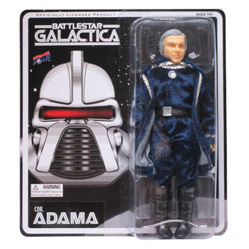 BATTLESTAR GALACTICA Commander Adama Figure