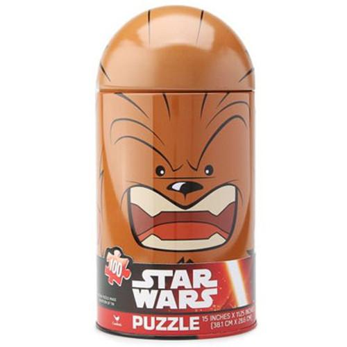Chewbacca Puzzle & Tin