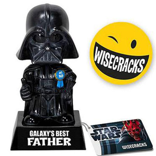 Darth Vader Galaxy's #1 Father Figure