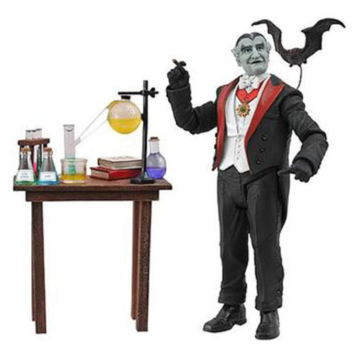 Grandpa Munster Action Figure
