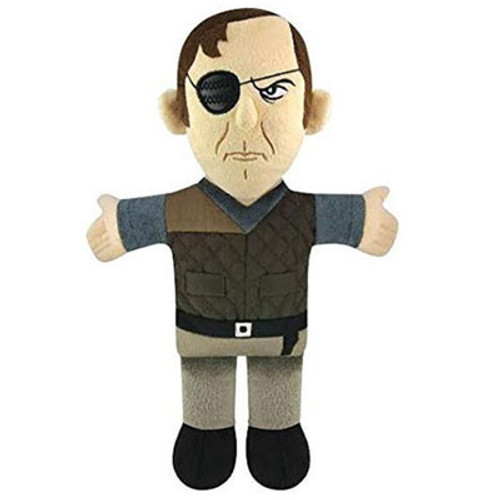 "THE WALKING DEAD The Governor 12"" Dog Plush"