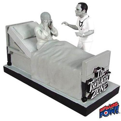 Twilight Zone Eye of the Beholder Diorama