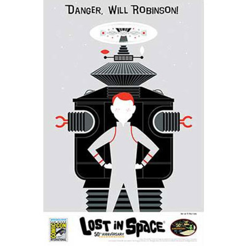 Lost in Space 50th Anniversary SDCC Exclusive Print