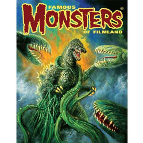 Godzilla VS Biollante Poster