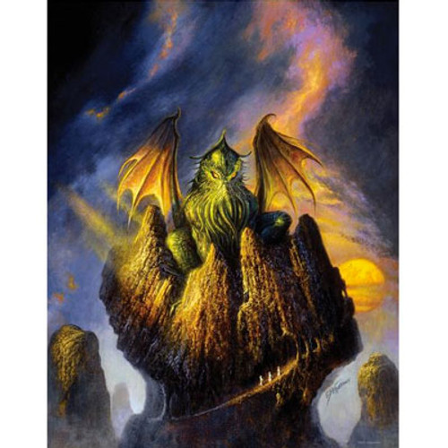 House Of Cthulhu Poster
