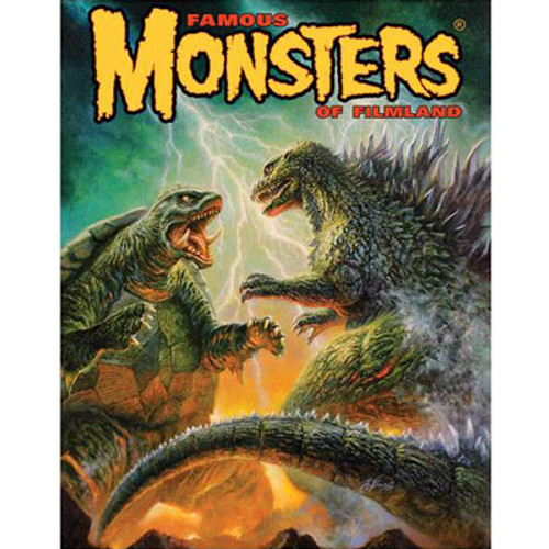 Godzilla Vs Gamera Poster