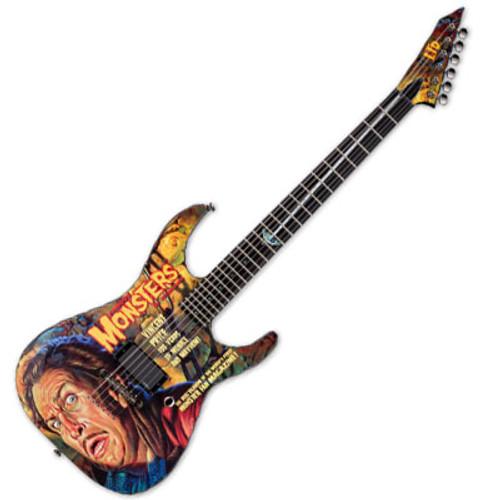 ESP LTD Vincent Price Guitar