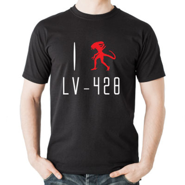 I Heart LV-428 T-shirt