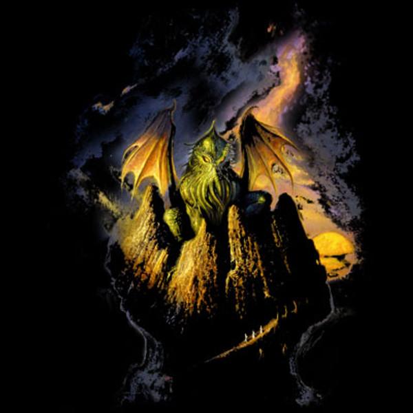 House of Cthulhu T-shirt