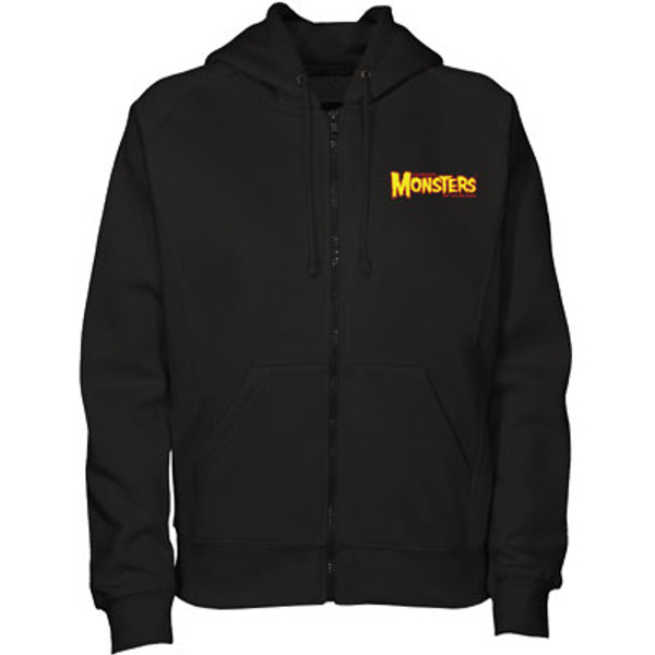 Zip Hood Front