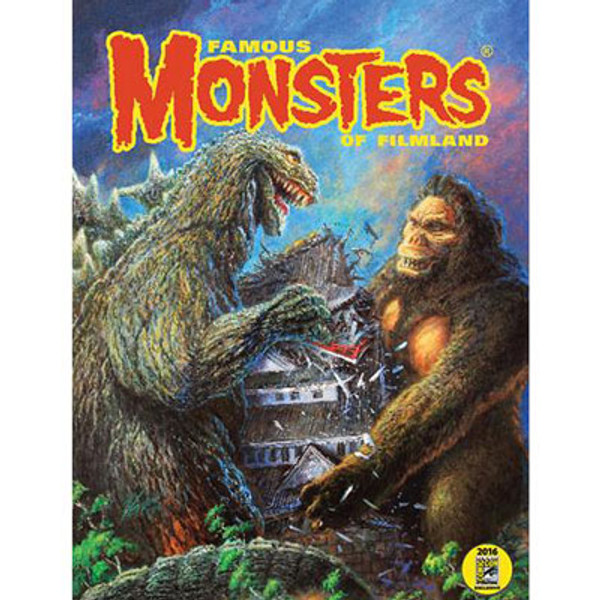 Godzilla VS Kong SDCC Exclusive Poster
