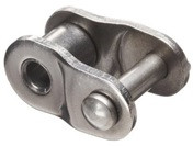 Stainless 40 Roller Chain Offset Link