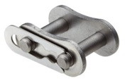 Stainless 50 Roller Chain Connecting Link