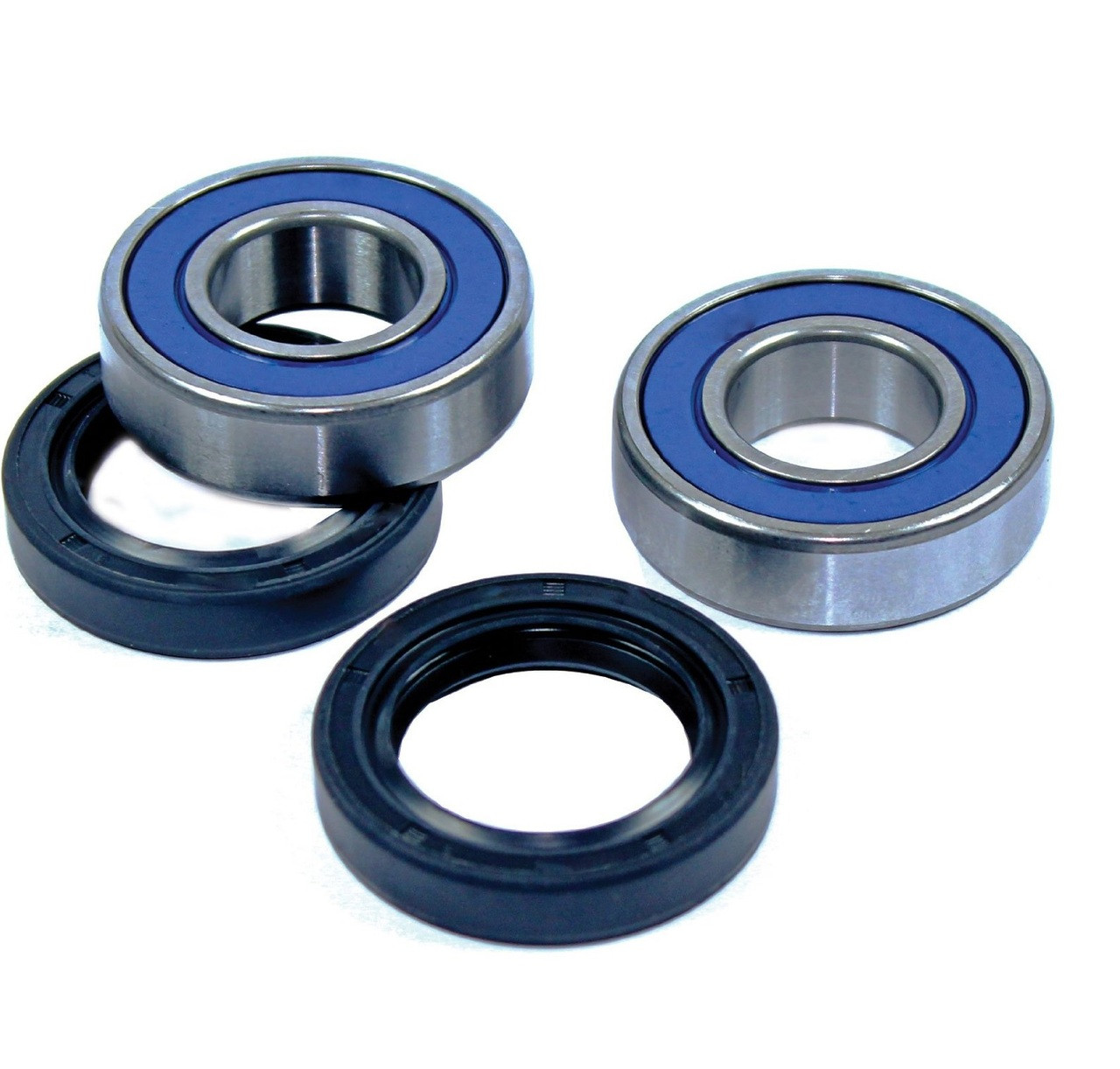 Honda ATC200E Big Red ATV Rear Wheel Bearing Kit 1982-1983 Image