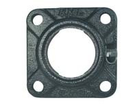 FS207 Four Bolt Flange Housing For 72MM OD HC Insert Bearings