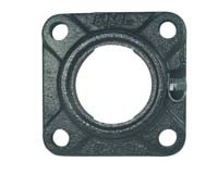 FS204 Four Bolt Flange Housing For 47MM OD HC Insert Bearings
