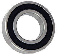 C6208-2RS Curved OD Radial Ball Bearing 40mm Bore