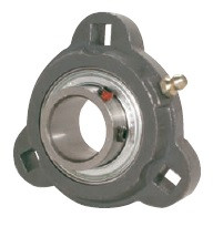 "7/8"" Three Bolt Flange Bearing SBTRD205-14G Image"