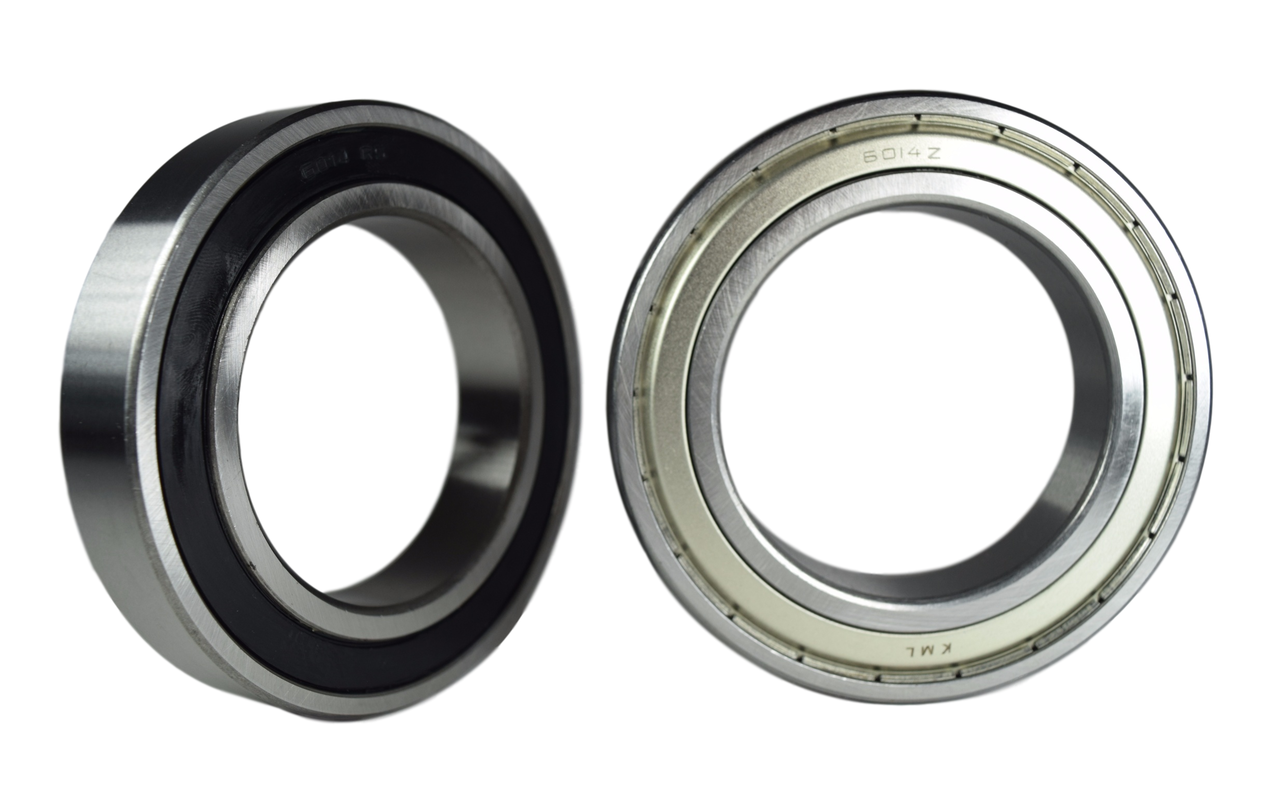 6014-2RS 6014-ZZ Radial Ball Bearing 70X110X20 Image