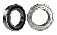 6014-2RS 6014-ZZ Radial Ball Bearing 70X110X20
