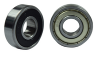 6000-2RS 6000-ZZ Radial Ball Bearing 10X26X8