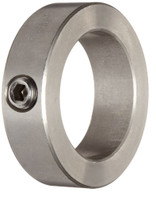 "2-1/2"" Stainless Steel Solid Shaft Collar"