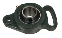 "1-1/8"" Adjustable Two Bolt Flange Bearing UCFA206-18"
