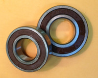 Maytag Neptune Washer Front Loader Bearing Set (2) Sealed Ball Bearings