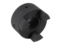 "L100 Series L-Jaw Shaft Coupling Half 1/2""-1-3/8"" Bore Options"